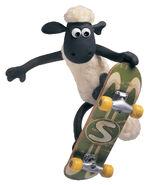 Shaun skate trick