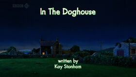 In The Doghouse title card