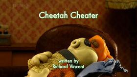 Cheetah Cheater title card