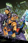 Futures End Vol 1-9 Cover-1 Teaser