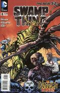 Swamp Thing Vol 5-8 Cover-1