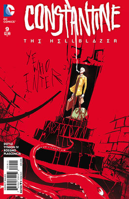 Constantine The Hellblazer Vol 1-9 Cover-1