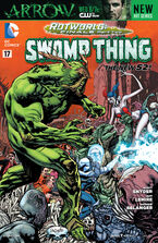 Swamp Thing Vol 5-17 Cover-1