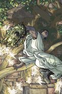 Swamp Thing Vol 5-31 Cover-1 Teaser