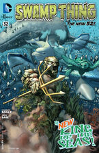 Swamp Thing Vol 5-32 Cover-1