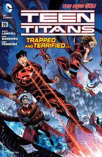 Teen Titans Vol 4-19 Cover-2