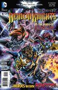 Demon Knights Vol 1-11 Cover-1
