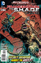 Frankenstein Agent of SHADE Vol 1-14 Cover-1