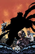 Swamp Thing Vol 5-8 Cover-5 Teaser