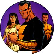 Black Marvel Family