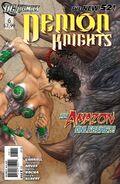 Demon Knights Vol 1-6 Cover-1