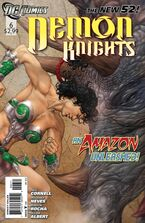 Demon Knights Vol 1-6 Cover-1