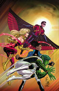 Teen Titans Vol 5-19 Cover-2 Teaser