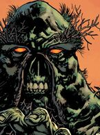 Swamp Thing Calbraith A. H. Rogers