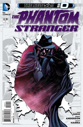 The Phantom Stranger Vol 4-0 Cover-1