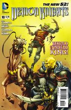 Demon Knights Vol 1-10 Cover-1