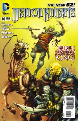 Demon Knights Vol 1-10 Cover-1
