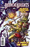 Demon Knights Vol 1-22 Cover-1