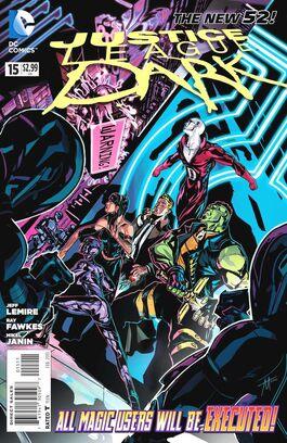 Justice League Dark Vol 1-15 Cover-1