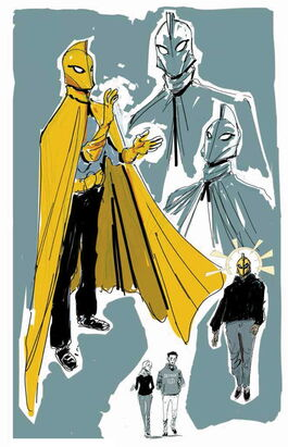 Doctor Fate Vol 4-1 Cover-3 Teaser