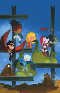 Teen Titans Vol 5-7 Cover-2 Teaser