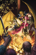 Demon Knights Vol 1-8 Cover-1 Teaser