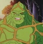 Swamp Thing animated