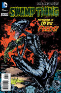 Swamp Thing Vol 5-9 Cover-1