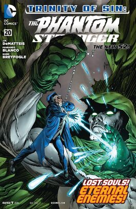 The Phantom Stranger Vol 4-20 Cover-1