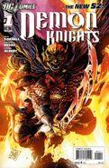 Demon Knights Vol 1-1 Cover-1