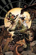 Frankenstein Agent of SHADE Vol 1-1 Cover-1 Teaser