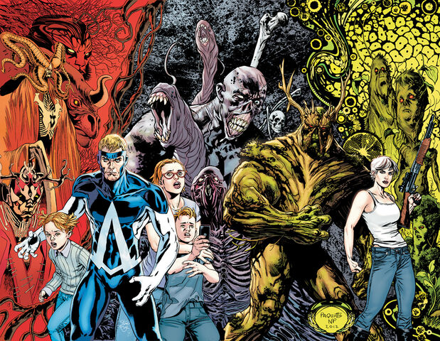 File:Animal Man Vol 2-12 and Swamp Thing Vol 5-12 Rotworld Crossover Story Arc Teaser.jpg