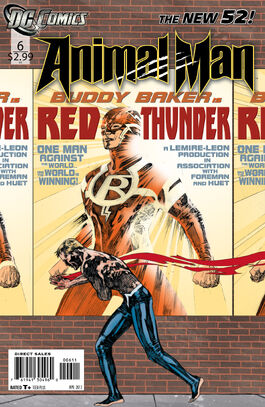 Animal Man Vol 2-6 Cover-1