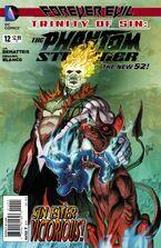 The Phantom Stranger Vol 4-12 Cover-1