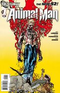 Animal Man Vol 2-1 Cover-1