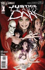 Justice League Dark Vol 1-1 Cover-2