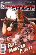 Frankenstein Agent of SHADE Vol 1-4 Cover-1