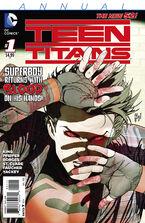 Teen Titans Annual Vol 5-1 Cover-1