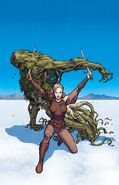 Swamp Thing Vol 5-28 Cover-1 Teaser
