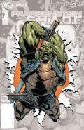 Frankenstein Agent of SHADE Vol 1-0 Cover-3 Teaser