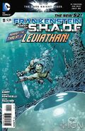 Frankenstein Agent of SHADE Vol 1-11 Cover-1