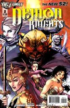 Demon Knights Vol 1-2 Cover-1