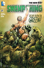 Swamp Thing Vol 5-27 Cover-1