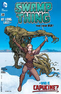 Swamp Thing Vol 5-28 Cover-1