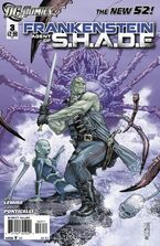 Frankenstein Agent of SHADE Vol 1-3 Cover-1