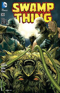 Swamp Thing Vol 5-30 Cover-1