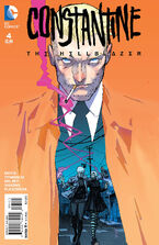 Constantine The Hellblazer Vol 1-4 Cover-1