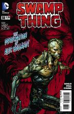 Swamp Thing Vol 5-38 Cover-1