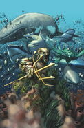 Swamp Thing Vol 5-32 Cover-1 Teaser