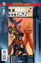 Teen Titans Futures End Vol 5-1 Cover-1